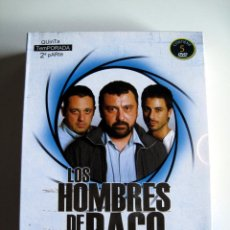 Cine: LOS HOMBRES DE PACO (TEMPORADA 5 PARTE 2) • DVD (DESCATALOGADO DIGIPAK) EMON/SAV. Lote 116260107