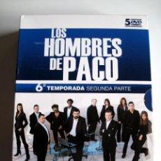 Cine: LOS HOMBRES DE PACO (TEMPORADA 6 PARTE 2) • DVD (DESCATALOGADO DIGIPAK) EMON/SAV. Lote 116262535