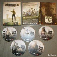 Cine: THE WALKING DEAD ( TERCERA TEMPORADA COMPLETA ) - 5 DISCOS - AVALON - EDICION FNAC. Lote 116282175
