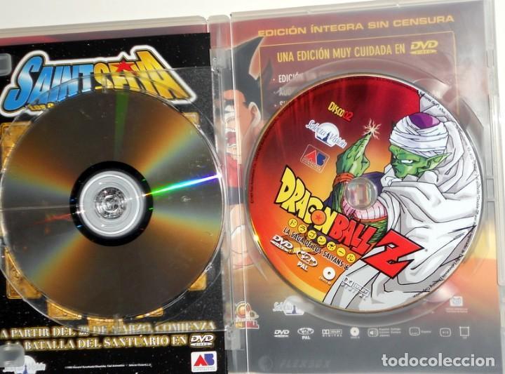 Series de TV: DRAGON BALL Z 20 ANIVERSARIO EDICION REMASTERIZADA SIN CENSURA SERIE TV EPISODIOS 1-8.SELECTA VISION - Foto 4 - 116483623