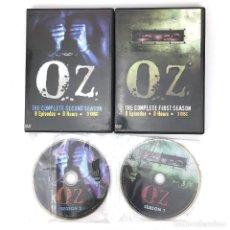 Series de TV: OZ PRIMERA Y SEGUNDA TEMPORADA DVD - COMPRADO EN ASIA - CON SUBTITULOS - CARCEL PRISION SERIE TV HBO. Lote 116574059