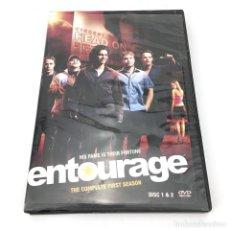 Series de TV: ENTOURAGE / EL SEQUITO - PRIMERA TEMPORADA DVD - COMPRADO EN ASIA - CON SUBTITULOS - SERIE TV - LEER. Lote 116574071