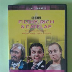 Series de TV: FILTHY, RICH AND CATFLAP. BBC. THE COMPLETE SERIES 1. Lote 116834355