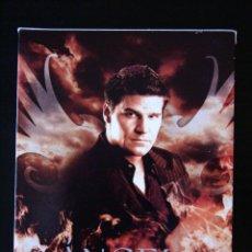 Series de TV: ANGEL, TEMPORADA 4. SE VENDEN SUELTOS LOS 6 DVD'S. SERIE TV/BUFFY CAZAVAMPIROS/JOSS WHEDON. Lote 117241819