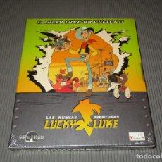 Series de TV: LUCKY LUKE (LAS NUEVAS AVENTURAS 2ª TEMPORADA) - DVD - EDICION 8233320 - SELECTA VISION - PRECINTADO. Lote 117296207