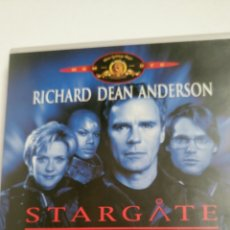Series de TV: STARGATE SG-1, PRIMERA TEMPORADA COMPLETA. 5 DVDS.. Lote 117423716