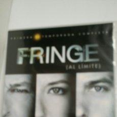 Series de TV: FRINGE, PRIMERA TEMPORADA COMPLETA, 20 EPISODIOS.. Lote 117425663