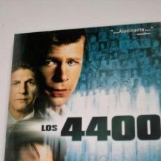 Series de TV: LOS 4400, PRIMERA TEMPORADA COMPLETA. INCLUYE LA CAJA EXTERIOR.. Lote 117614080