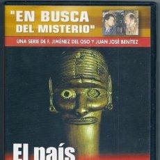 Series de TV: EL PAÍS DE AKU-AKU / EN BUSCA DEL MISTERIO, 4 (F. JIMÉNEZ DEL OSO, J.J. BENÍTEZ) - 1989. Lote 117688859