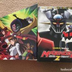 Series de TV: MAZINGER Z EDICION IMPACTO DVD 26 CAPITULOS COMPLETO CAJAS FINAS DVDS KREATEN ANIME MANGA. Lote 118299863