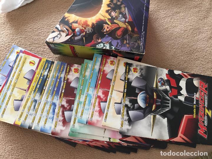 Series de TV: MAZINGER Z EDICION IMPACTO DVD 26 capitulos completo cajas finas dvds kreaten anime manga - Foto 2 - 118299863