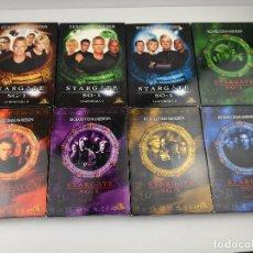 Series de TV: DVD - STARGATE SG-1 - TEMPORADA DEL 1 A LA 8 . Lote 118314847