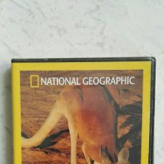 Series de TV: NATIONAL GEOGRAPHIC DVD CANGUROS. Lote 118655040