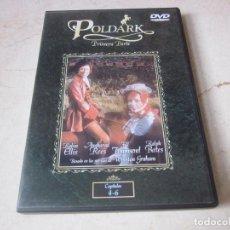 Séries de TV: POLDARK PRIMERA PARTE DVD - CAPITULOS 4-6. Lote 119055523