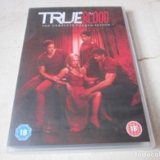Series de TV: TRUE BLOOD - THE COMPLETE FOURTH (4) SEASON DVD - 5 DVDS - HBO 2012. Lote 119154451