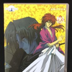 Series de TV: KENSHIN - EL GUERRERO SAMURAI - DVD VOL 3. Lote 119298627