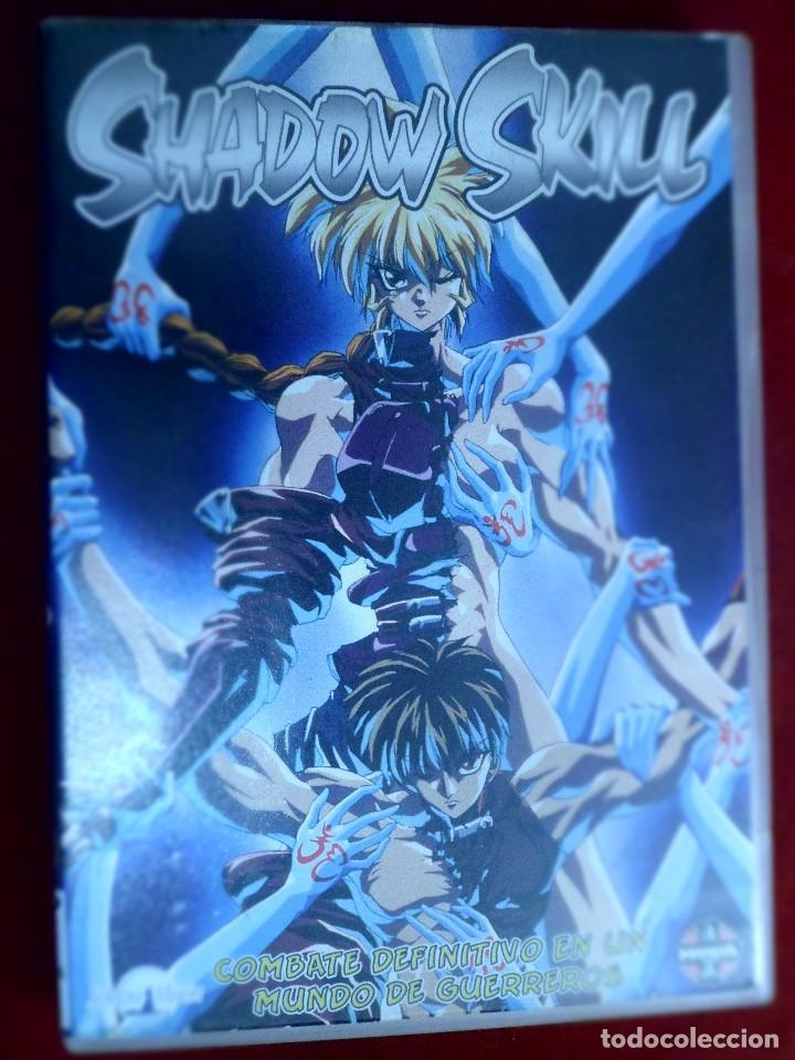 DVD MANGA. SELECTA VISION. SHADOW SKILL (Series TV en DVD)