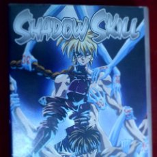 Series de TV: DVD MANGA. SELECTA VISION. SHADOW SKILL. Lote 119471907
