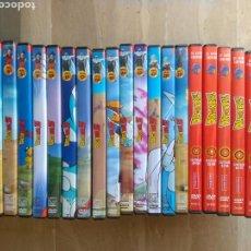 Series de TV: DVD. LOTE DRAGON BALL (VOLS. 9-14) Y DRAGON BALL Z (VER FOTO) . POSIBILIDAD SEPARADO.. Lote 118819566