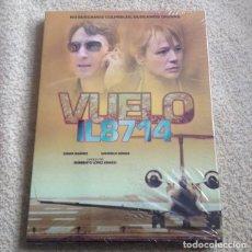 Series de TV: VUELO IL8714 DVD CON EMMA SUAREZ Y CARMELO GÓMEZ **NUEVA Y PRECINTADA** SERIE COMPLETA. Lote 141216332