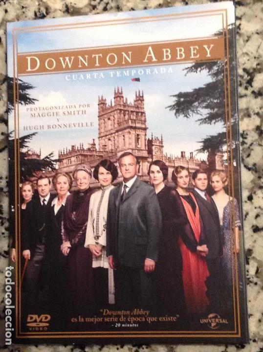 downton abbey. cuarta temporada completa. tres - Comprar Series de ...