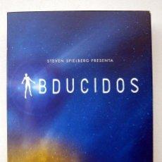 Series de TV: STEVEN SPIELBERG PRESENTA ABDUCIDOS. TEMPORADA COMPLETA 6 DVDS. Lote 120967971