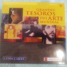 Series de TV: GRANDES TESOROS DEL ARTE MUNDIAL. Lote 121151948