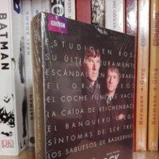 Series de TV: SHERLOCK 3 TEMPORADAS DVD PRECINTADO. Lote 121214899