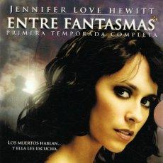 Series de TV: ENTRE FANTASMAS PRIMERA TEMPORADA COMPLETA ( 6 DVD). Lote 121219575