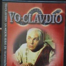 Series de TV: YO CLAUDIO - COMPLETA - 6 DVD - PRECINTADOS - A ESTRENAR. Lote 121543127