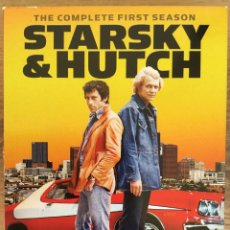 Series de TV: STARSKY & HUTCH - PRIMERA TEMPORADA COMPLETA DVD SERIE TV DVD. Lote 121621031