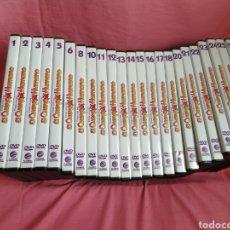 Series de TV: COLECCION DVD ERASE UNA VEZ EL CUERPO HUMANO. Lote 121868963