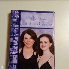 Séries TV: LAS CHICAS GILMORE. SERIE. TEMPORADA 6. COMPLETA. 6 DVDS. AÑO 2005. Lote 225975367