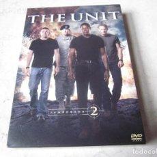 Cine: THE UNIT TEMPORADA 2 DVD - 3 DVDS - 20TH CENTURY FOX 2007. Lote 122049675