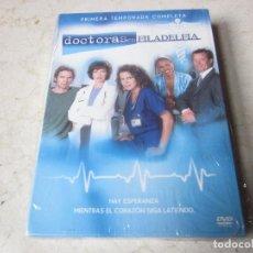 Cine: DOCTORAS EN FILADELFIA PRIMERA TEMPORADA COMPLETA DVD - 3 DVDS - SONY 2006. Lote 122050171