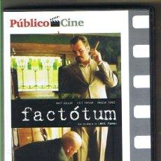 Cine: FACTÓTUM. Lote 122080963