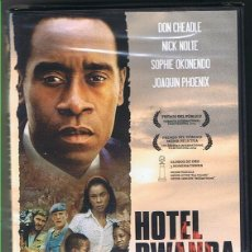 Cine: HOTEL RWANDA. Lote 122082423