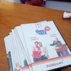 Cine: LOS HOMBRES DE PACO. PRIMERA TEMPORADA. 10 DVD. . Lote 122127227