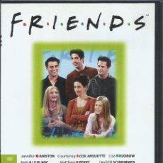 Series de TV: FRIENDS (SERIE DE TV) TEMPORADA 6 DVD 140-142. Lote 122169827