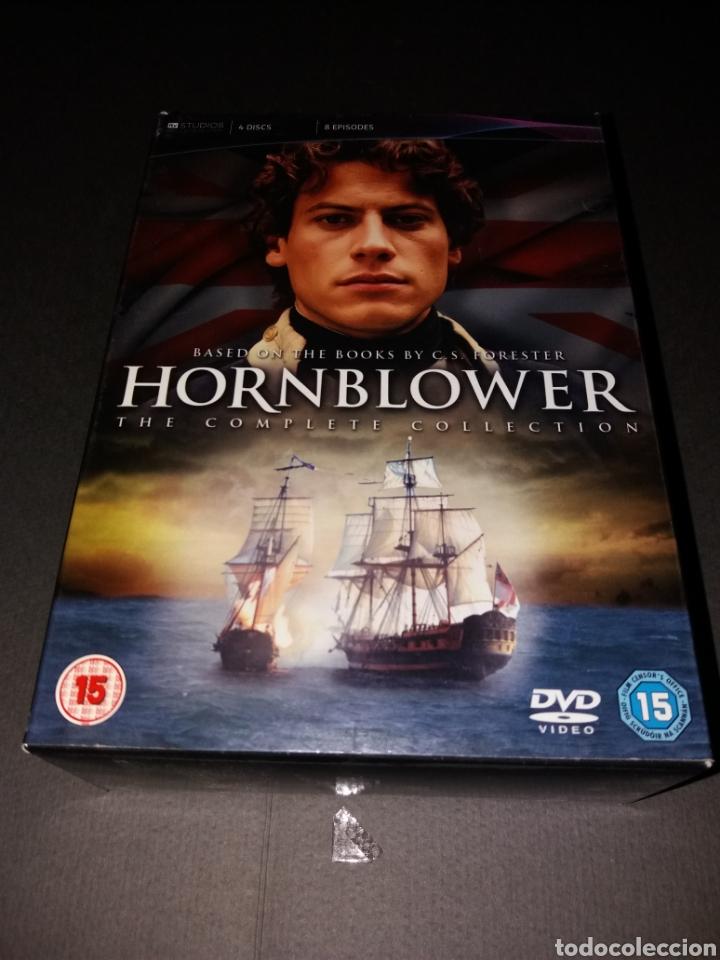 DVD - HORNBLOWER - THE COMPLETE COLLECTION - INGLÉS (Series TV en DVD)