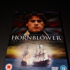 Series de TV: DVD - HORNBLOWER - THE COMPLETE COLLECTION - INGLÉS. Lote 122192591