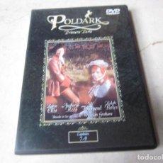Séries de TV: POLDARK PRIMERA PARTE DVD - CAPITULOS 7-9. Lote 122495527