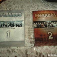 Series de TV: LOTE DOS TEMPORADAS DE LA SERIE PERDIDOS EN DVDS ORIGINALES. Lote 122820687