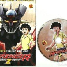 Cine: DVD - MAZINGER Z EPISODIO 12 - ¿PRIMER AMOR? !LA BELLA LORELEIL!. Lote 124394575