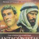 Series de TV: MASADA LOS ANTAGONISTAS DESCATALOGADA SERIE TV. Lote 125199903