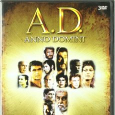 Series de TV: ANNO DOMINI [DVD] SERIE TELEVESION DESCATALOGADA. Lote 125200159