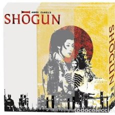 Series de TV: SHOGUN SERIE DE TV PRIMERA EDICION DESCATALOGADA DIGIPACK. Lote 125200371