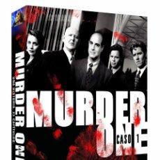 Series de TV: MURDER ONE 1 Y 2 ª TEMPORADAS SERIE COMPLETA [DVD] DESCATALOGADAS. Lote 125200595