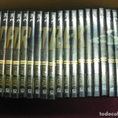Series de TV: STAR TREK. LA SERIE ORIGINAL COMPLETA EN 22 DVD. (1ª, 2ª Y 3ª TEMPORADA Y EPISODIO PILOTO). .. Lote 125420223
