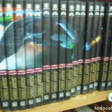 Series de TV: STAR TREK. LA NUEVA GENERACION. COMPLETA EN 48 DVD. LAS 7 TEMPORADAS EN 178 EPISODIOS. .. Lote 125420743
